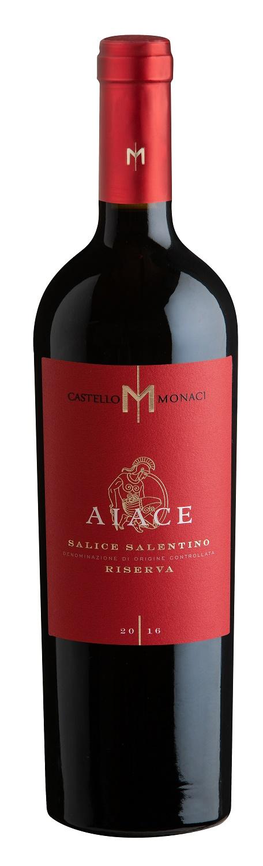 Castello Monaci Aiace Salice Salentino Riserva 2017