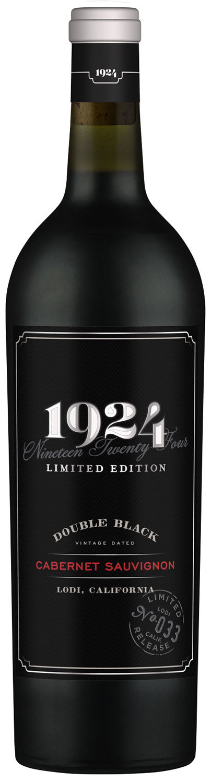 1924 Limited Edition Double Black Cabernet Sauvignon 2018