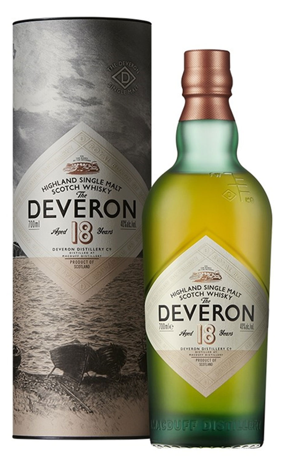 The Deveron 18 Whisky