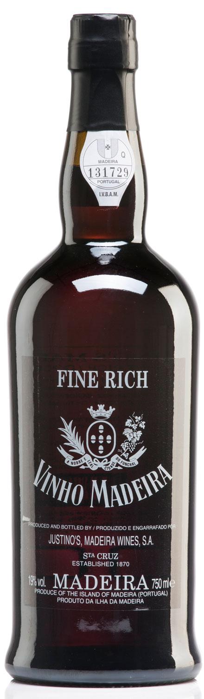 Fine Rich Vinho Madeira