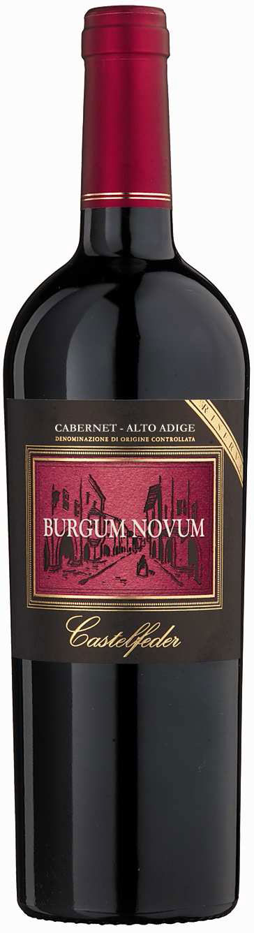 Castelfeder Burgum Novum Cabernet Riserva 2016