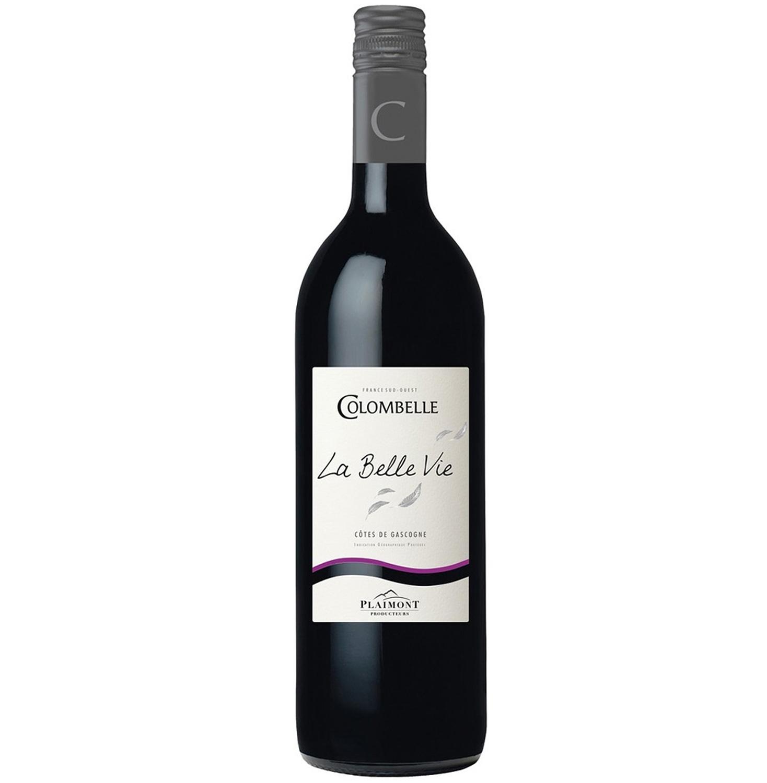 Französischer Rotwein Colombelle Rouge 2020