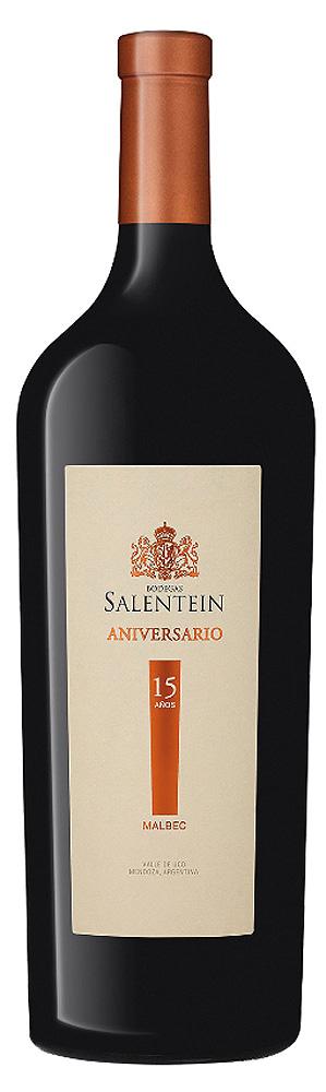 Bodegas Salentein Aniversario 15 Malbec 2013 Magnum