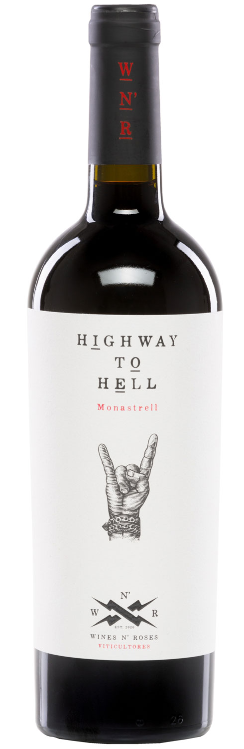 Highway to Hell Monastrell 2019
