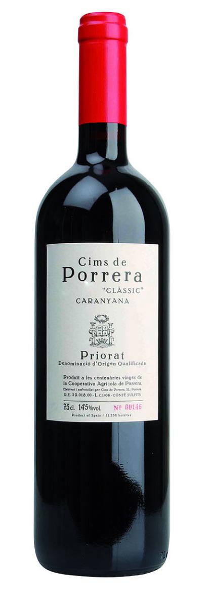 Cims de Porrera Classic Caranyana 2012