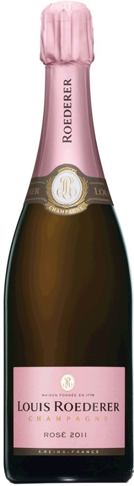 Louis Roederer Champagne Rose 2014