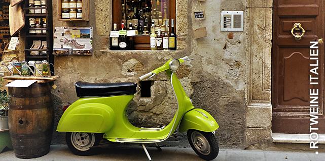 Italienischer Wein bei Vinum Nobile bestellen