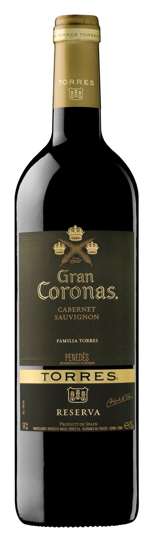 Torres Gran Coronas Cabernet Sauvignon Reserva 2013