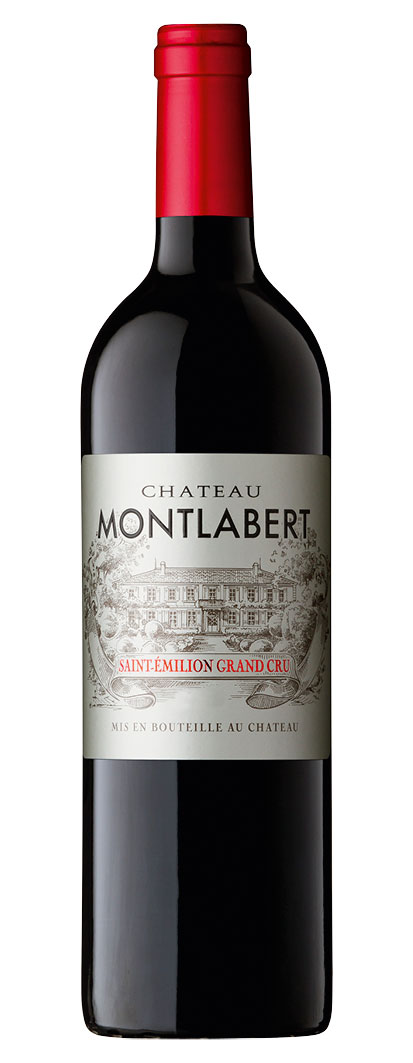 Chateau Montlabert Saint Emilion Grand Cru 2016