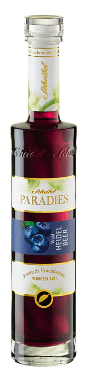 Scheibel Paradies Wald-Heidelbeer Likör