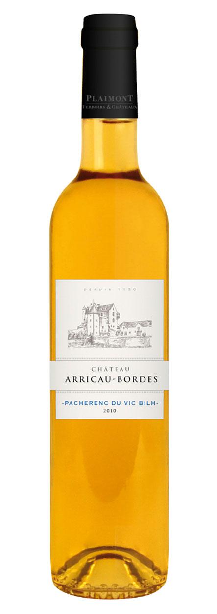 Chateau Arricau - Bordes Pacherenc Du Vic Bilh 2016
