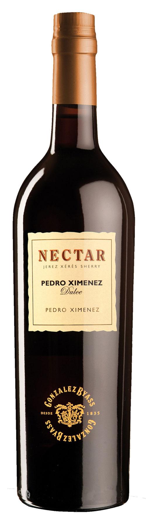 Nectar Pedro Ximenez Dulce Gonzalez Byass
