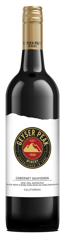 Geyser Peak Winery Cabernet Sauvignon 2017
