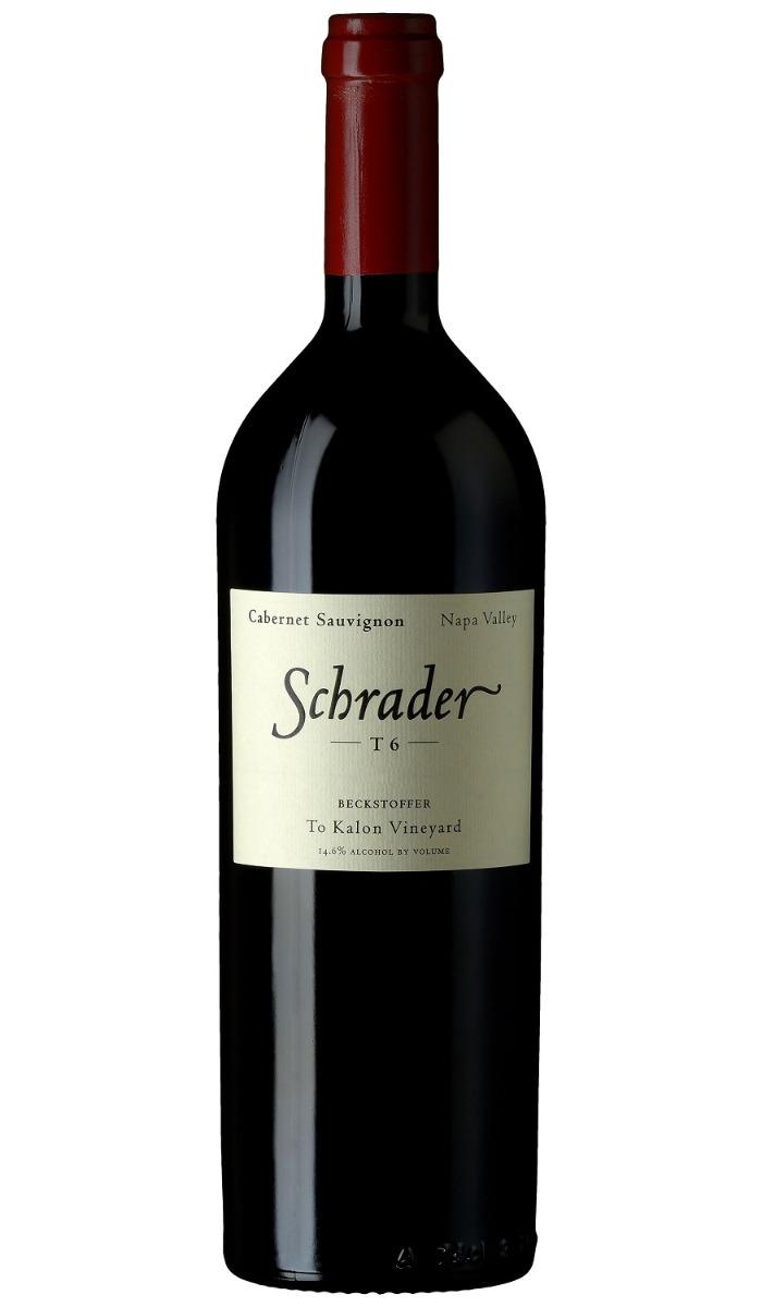 Schrader T6 Cabernet Sauvignon 2014