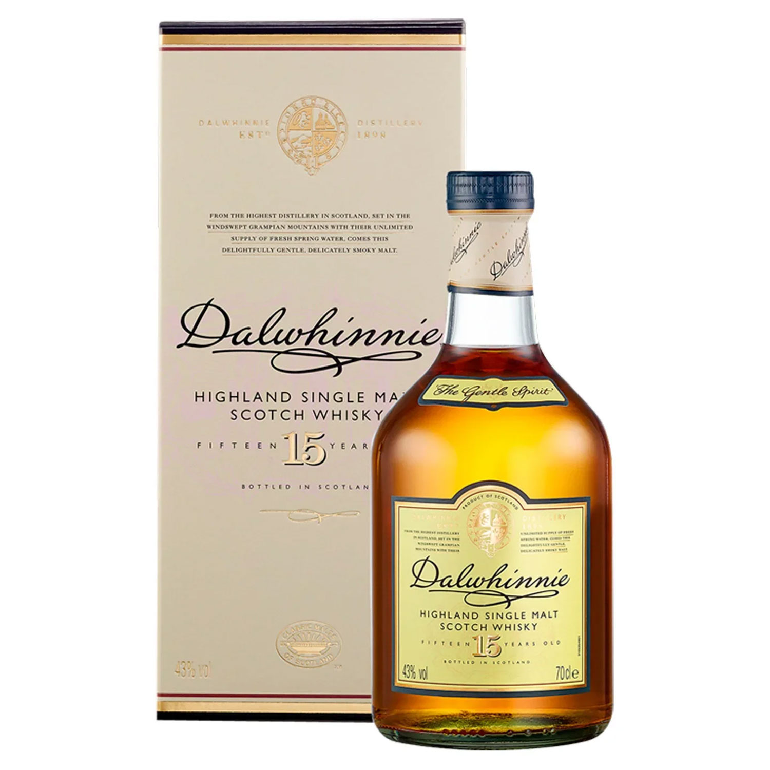 Dalwhinnie 15 Whisky