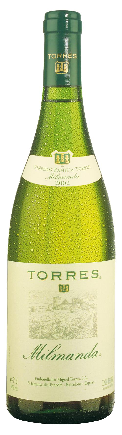 Torres Milmanda Chardonnay 2016