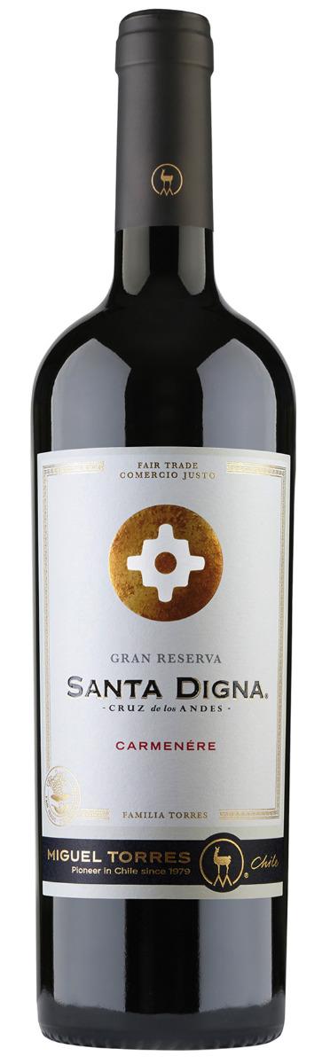 Santa Digna Gran Reserva Carmenere 2019