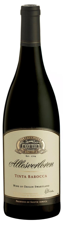 Tinta Barocca 2017 Allesverloren Wine Estate