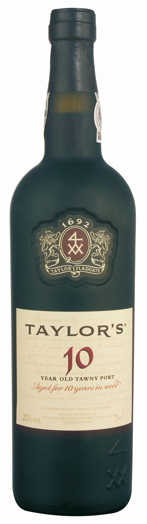 Taylor's Tawny 10 Years Old Portwein