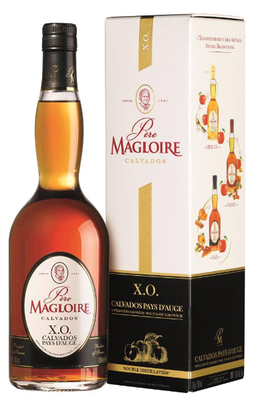 Frankreich Pere Magloire Calvados X.O