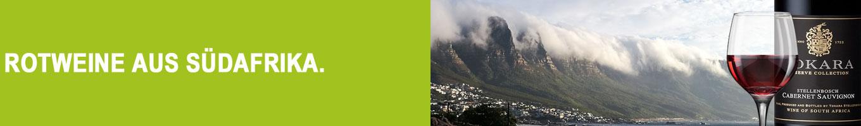 Südafrikanischer Rotwein | Rooiwyn bei Vinum Nobile