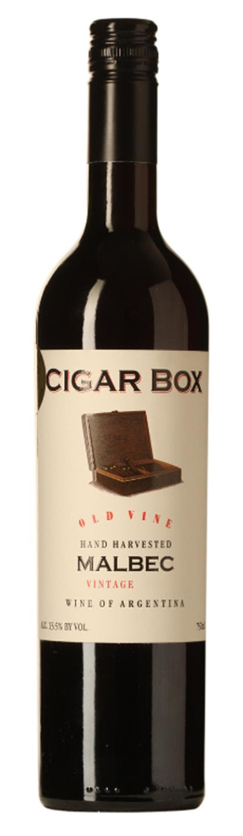 Cigar Box Malbec 2018
