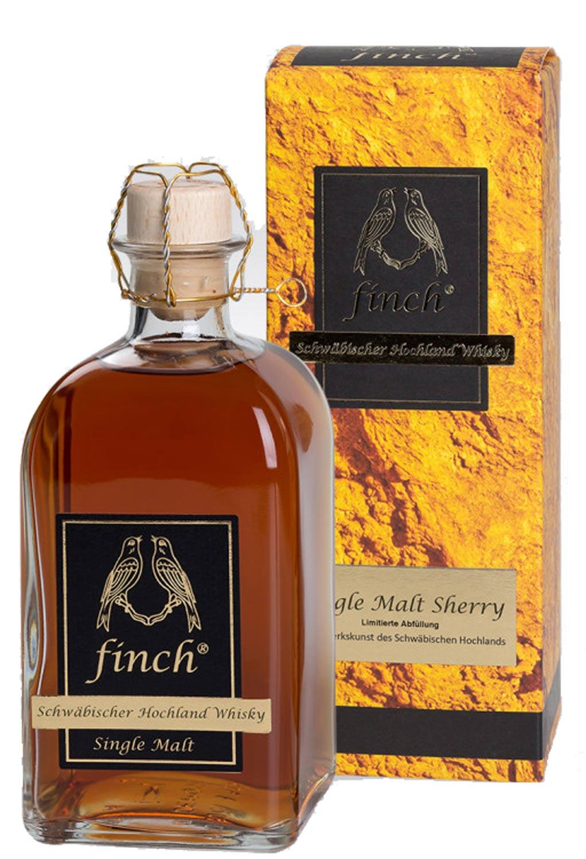 Schwäbischer Hochland Whisky Single Malt Sherry - finch®