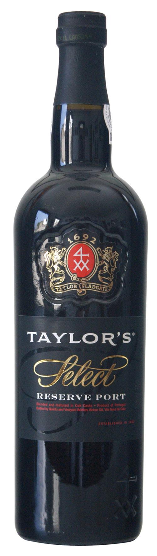 Taylor's Select Reserve Port