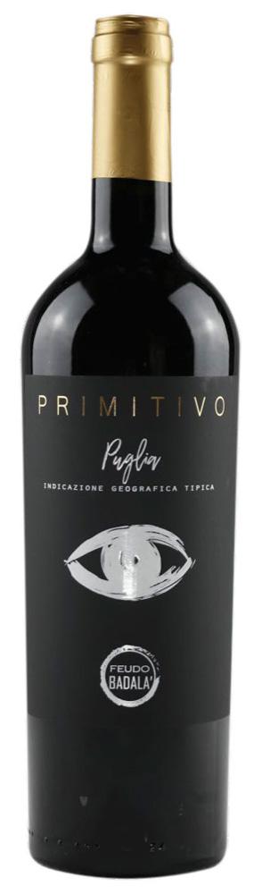 Feudo Badala Primitivo Puglia 2019