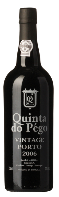Quinta do Pego Vintage Port 2016 Portwein