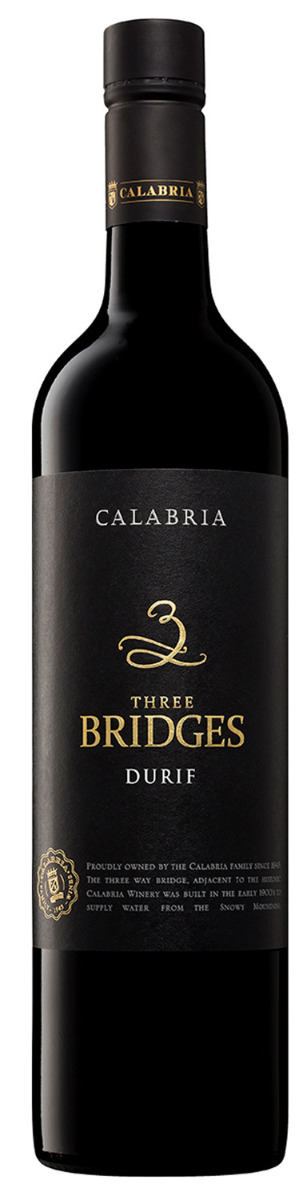 Three Bridges Durif 2017