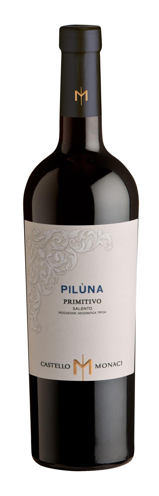 Piluna Primitivo Salento 2019