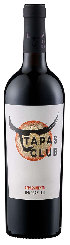 Tapas Club Appassimento Tempranillo 2018