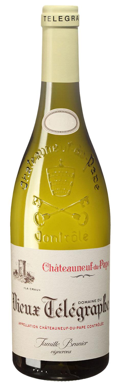 Chateauneuf du Pape AOC Blanc 2017 Domain du Vieux Telegraphe