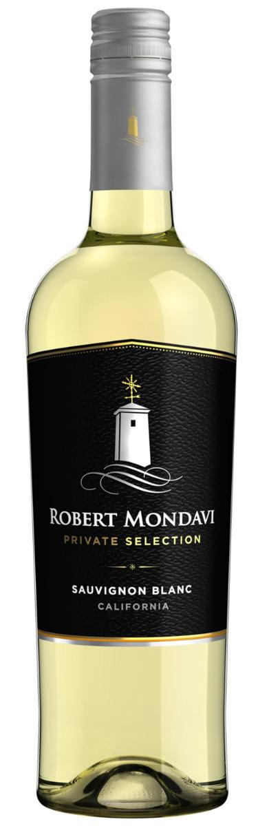 Robert Mondavi Private Selection Sauvignon Blanc 2017