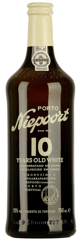 Porto Niepoort 10 Years old White Portwein