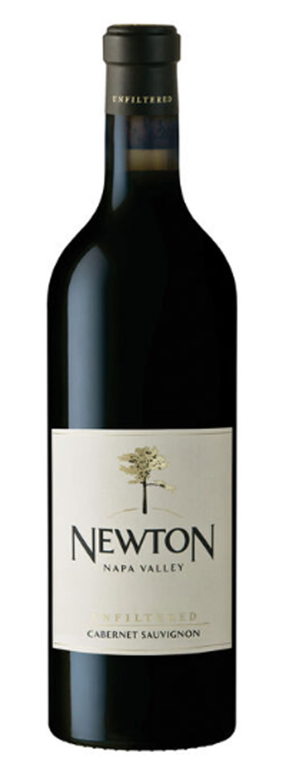 Newton Unfiltered Cabernet Sauvignon 2016
