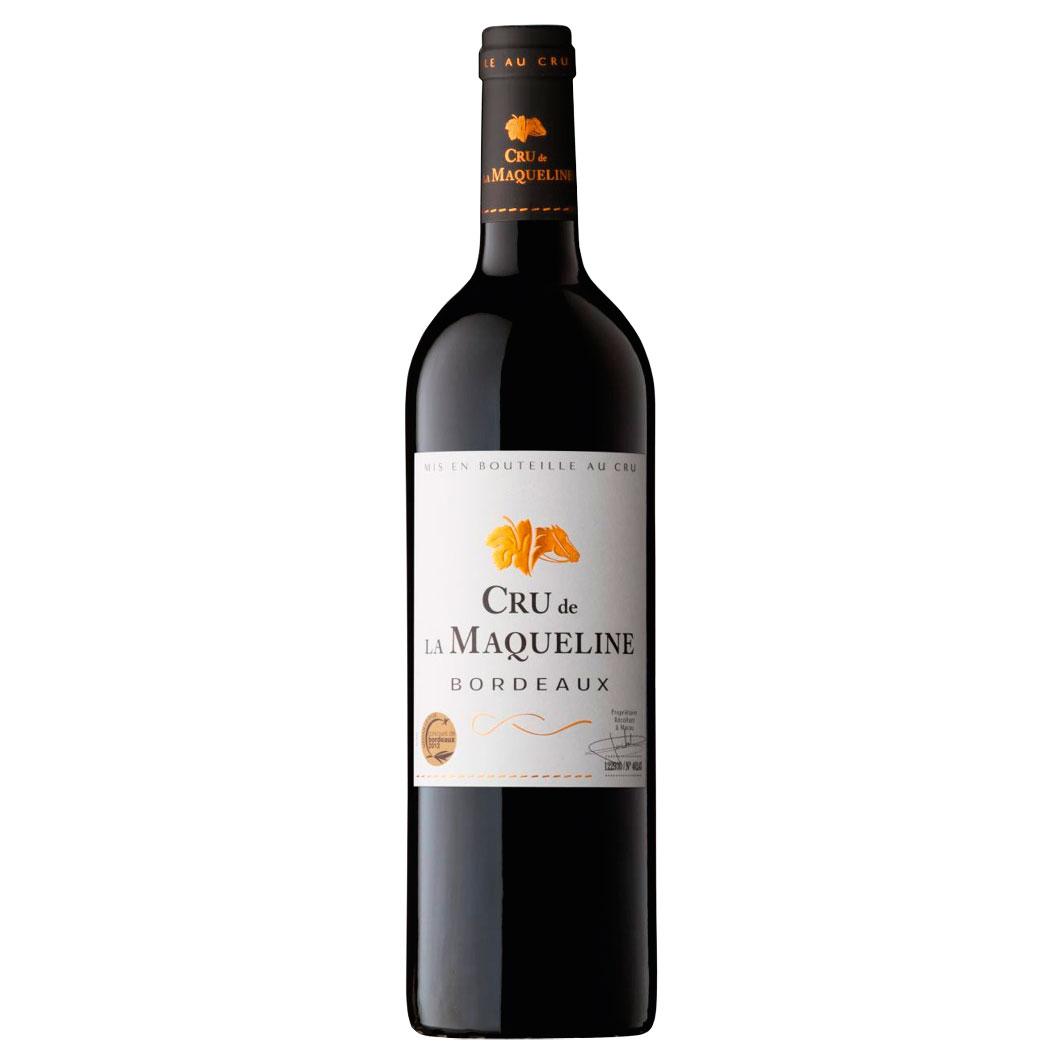 Cru de la Maqueline Bordeaux AOC 2016