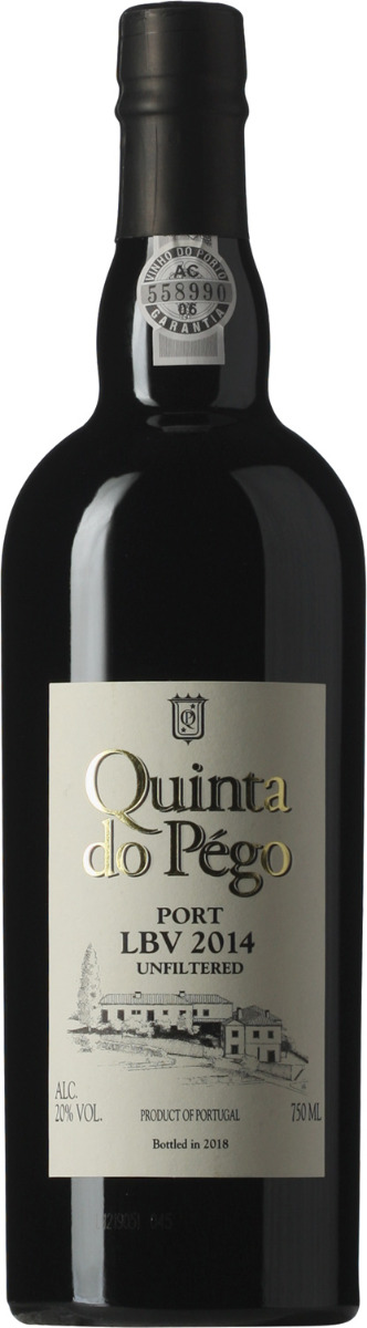 Quinta do Pego Port Late Bottled Vintage 2014