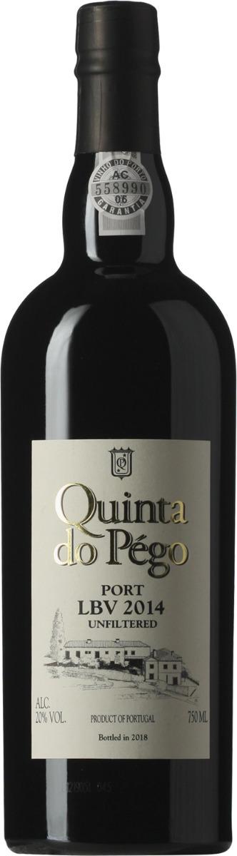 Quinta do Pego Port Late Bottled Vintage 2014 Portwein
