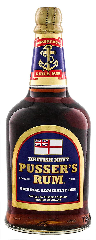Britisch Navy Pusser's Rum
