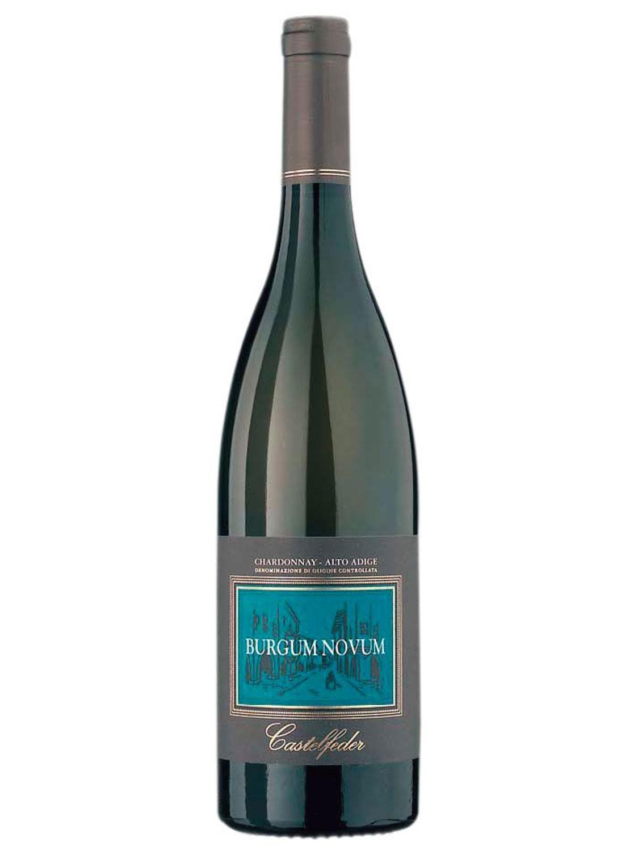 Burgum Novum Chardonnay Riserva 2017