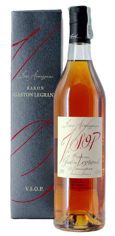 Bas Armagnac V.S.O.P Baron Gaston Legrand