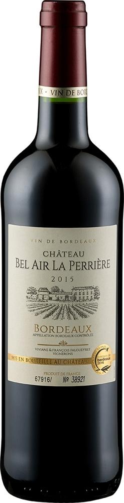 Chateau Bel Air La Perriere 2018