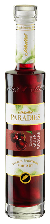 Scheibel Paradies Weichsel Sauer Kirsche