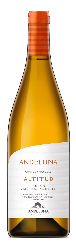 Andeluna Altitud Chardonnay 2016