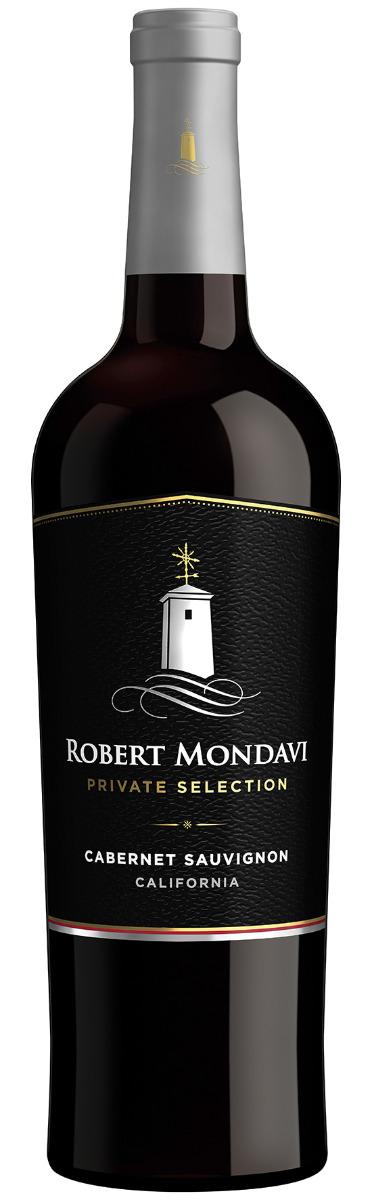 Robert Mondavi Private Selection Cabernet Sauvignon 2017