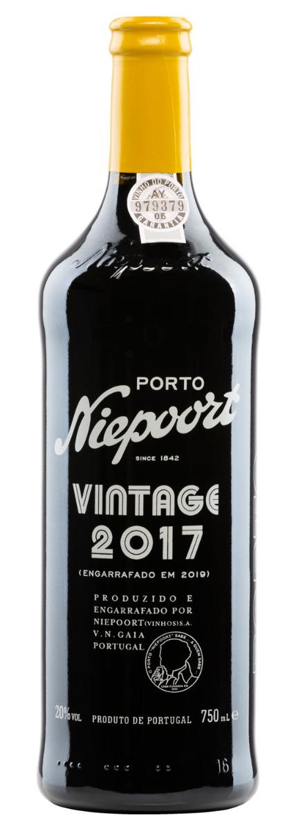 Porto Niepoort Vintage 2017 Portwein