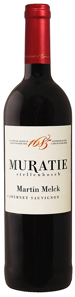 Muratie Martin Melck Cabernet Sauvignon 2014