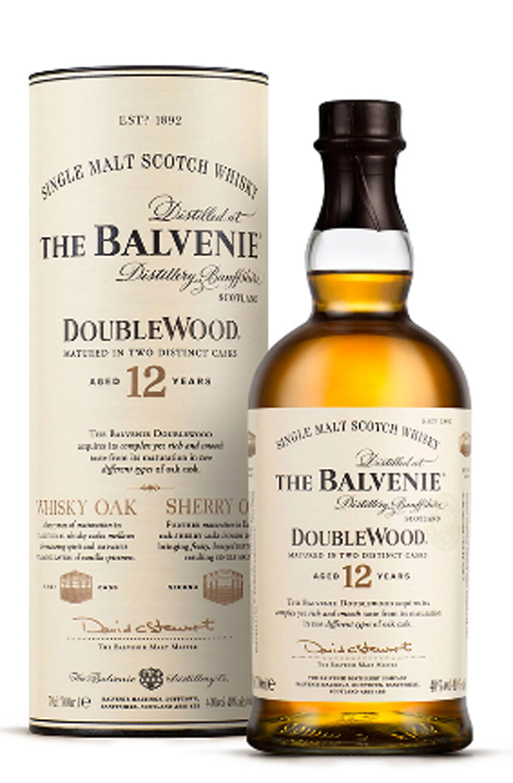 The Balvenie Double Wood 12 Whisky